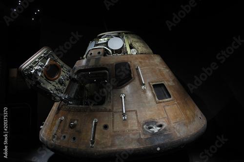 Aluminium Prints Nasa Nave espacial