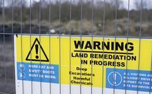 Regeneration Of Contaminated Industrial Land Used For Waste Dumping, West Midlands, UK, 2006