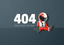 Upset Cartoon Racer Error 404 ...