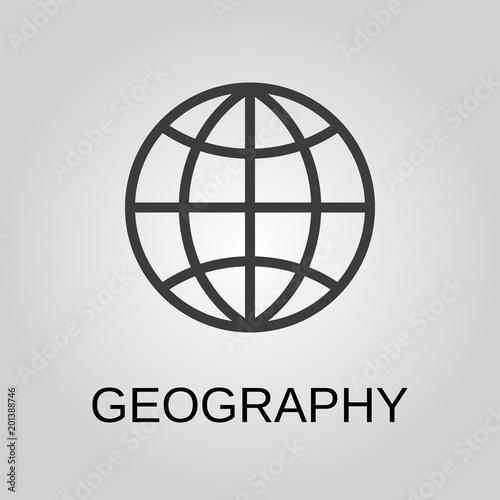 Fotografia  Geography icon