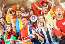 Football Supporter Fans Friend...