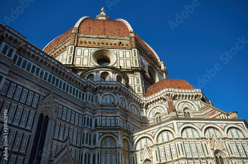 Fotografie, Obraz  Florence Cathedral and Dome, Florence, Italy