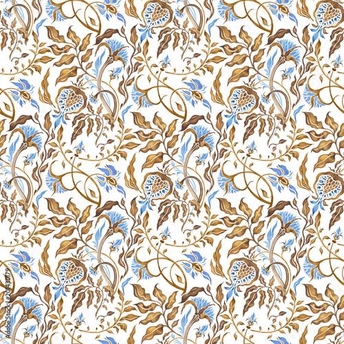 bezszwowy-rocznika-wzor-abstrakcjonistyczni-kwiaty-akwarela-recznie-rysowane