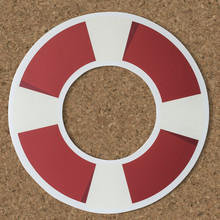 Ring Buoy Life Saver Icon