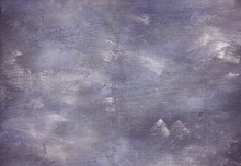 Purple Color Brush Strokes Painted Background Texture