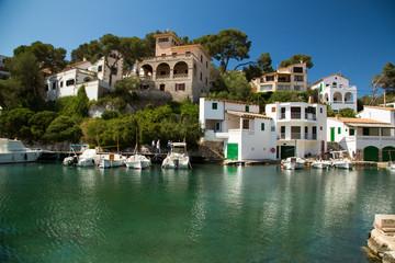 Fototapeta na wymiar Cala Figuera auf Mallorca