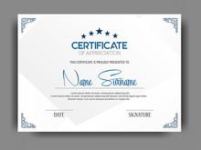 Creative Certificate Template ...