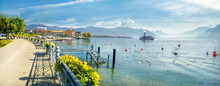 Promenade And View Of Geneva L...