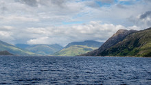 The Famous Loch Ness On A Brig...