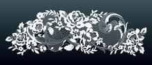 Lace Flower Element