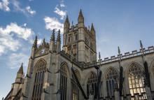 Bath Abbey (The Abbey Church O...