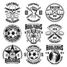 Football Or Soccer Hooligans A...