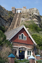 The East Hill Lift, Hastings, ...