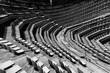 Abstract stadium seats