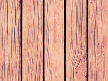 Vector Texture Of Pale Brown W...