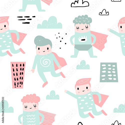 dziecinna-wzor-z-boy-super-hero-tlo-dla-dzieci-z-odwaznych-chlopcow-dla-tkanin-drukowanie-zawijanie-tapety-ilustracji