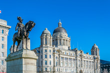 Port Of Liverpool Building Wit...