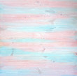 Wooden background texture pink blue old vintage aged