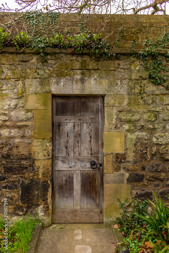 Foto op Aluminium Oude gebouw An old English cottage in Oxfordshire - 5