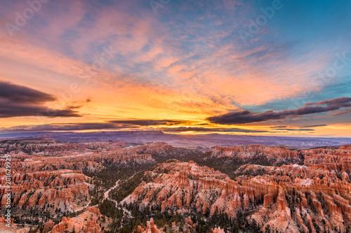 Fotografie, Obraz  Bryce Canyon at Dawn