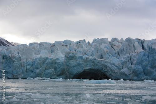 Papiers peints Glaciers Gletscher-Spitzbergen