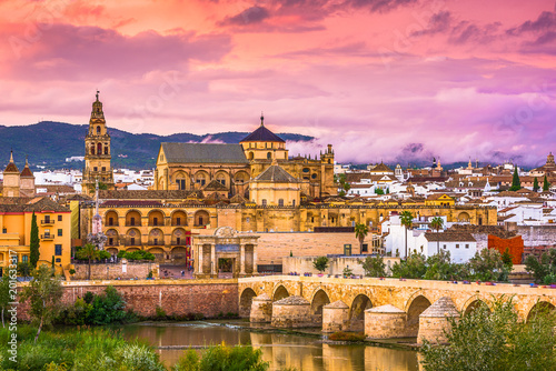 Cordoba, Spain Skyline