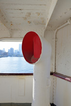 Speaking Tube Of Old Ship