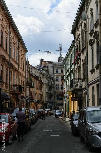 Garden Poster Havana Lviv's Historical Street