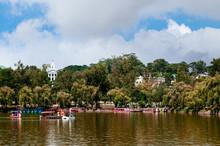 Boating In Burnham Park Reserv...