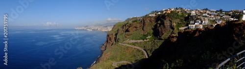 Foto op Aluminium Eiland Funchal et Caniço (Madère)