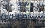 Fototapeta Wieża Eiffla - Paris, France, widok z wieży Eiffla