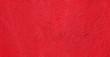 Leinwandbild Motiv Red color grunge Background