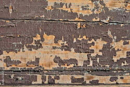 Tekstura starego drewna