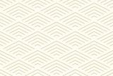 Wzór bez szwu streszczenie tło szewron złoty kolor i linia. Geometryczny wektor liniowy. - 201809506