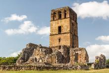 Ruins Of Panama Viejo, UNESCO ...