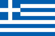 The Flag Of Greece. National S...
