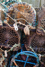 Lobster And Crab Pots Or Traps...