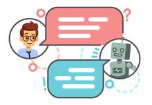 Human Conversation With Robot ...
