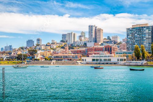 Keuken foto achterwand San Francisco San Francisco Aquatic Park Historic District, California, USA