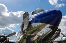 Vintage Aircraft At Airshow II