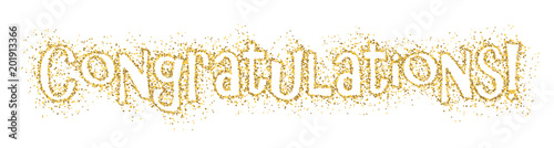"Photo ""CONGRATULATIONS"" Card"