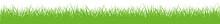 Vector Green Gras Silhouette -...