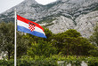 National Croatian flag