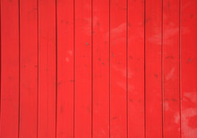 Wooden Red Background, Vintage...