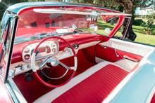Desoto Classic Car Interior