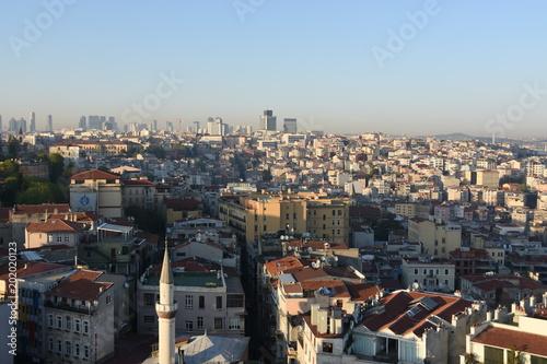 In de dag Londen İstanbul Landscape, Turkey