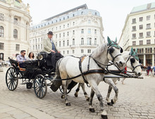 Vienna, Austria - 15 April 201...