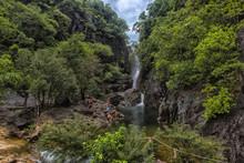 Klong Plu Waterfall, Koh Chang Island, Trat Province, Thailand