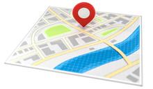 3d Karte Ziel