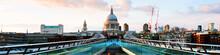 Millennium Bridge With Saint P...